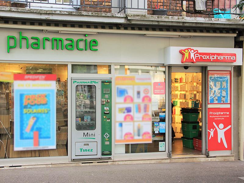 Pharmacie DE LA PLACE DE LA VICTOIRE