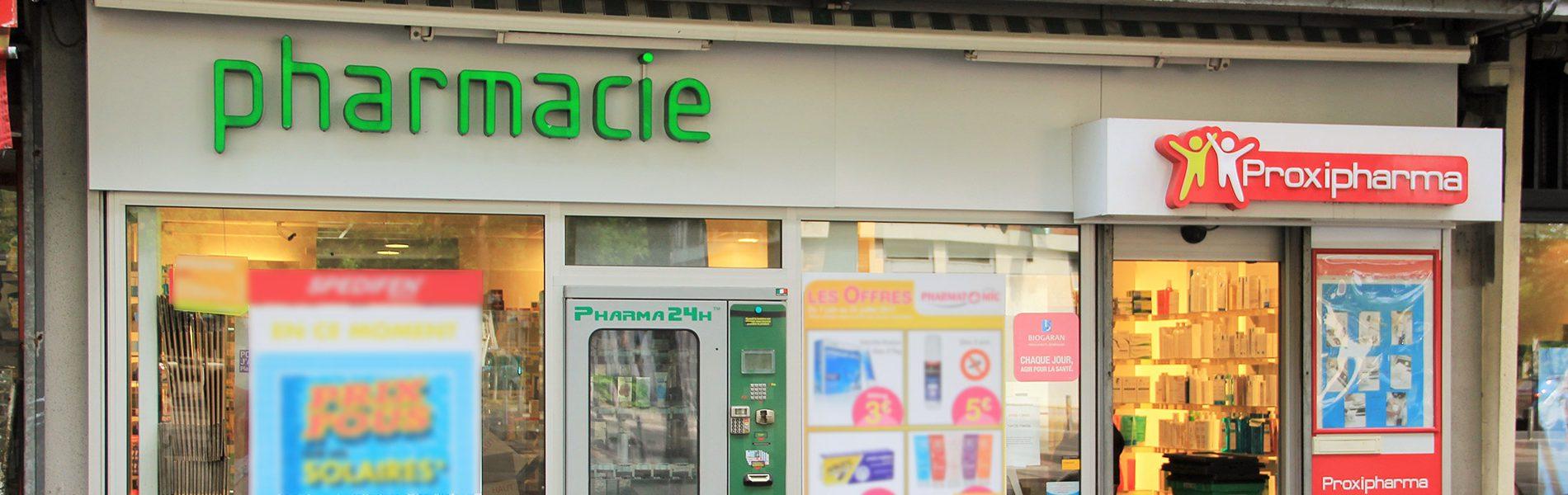 Pharmacie DE LA PLACE DE LA VICTOIRE - Image Homepage 1