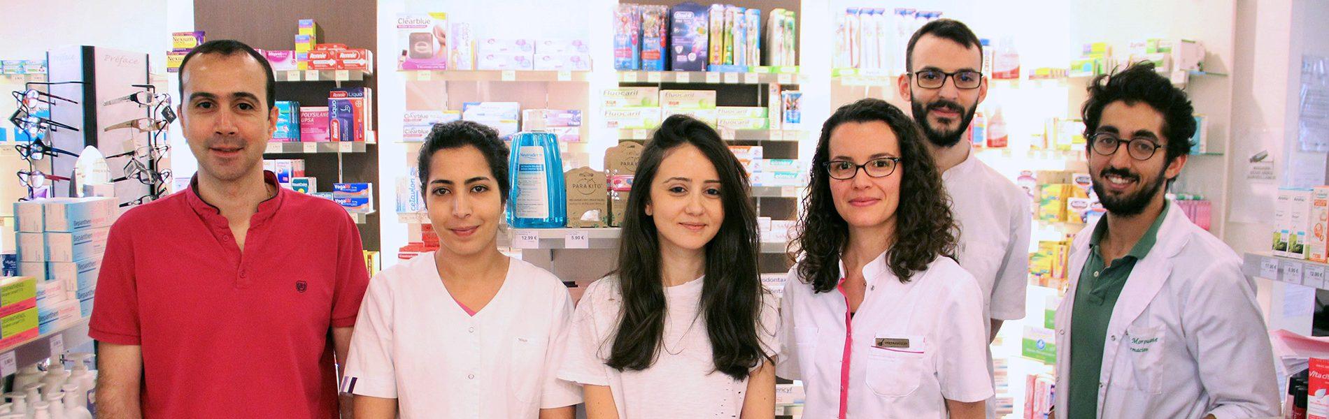 Pharmacie DE LA PLACE DE LA VICTOIRE - Image Homepage 2